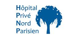 logo de l'hôpital Privé Nord Parisien