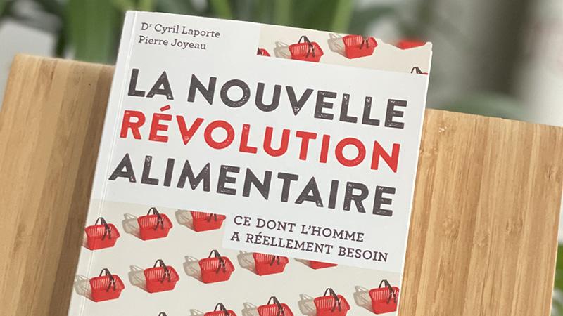 couverture du livre : La nouvelle révolution alimentaire